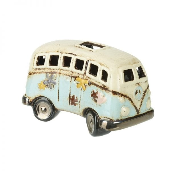 Ceramic Bus Decoration