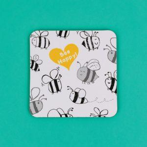 Bee-Happy Coaster