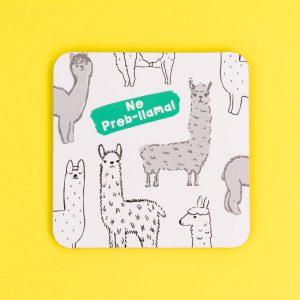 No Prob-Llama Coaster