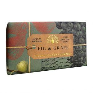 Fig & Grape Vintage Wrapped Soap