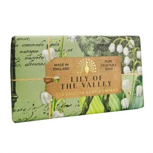 Lilly Of The Valley Vintage Wrapped Soap