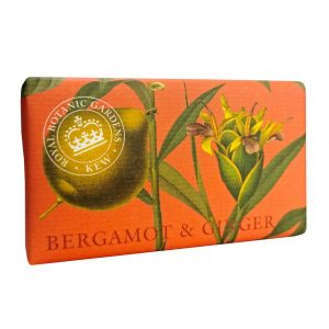 Bergamot & Ginger Kew Garden Soap