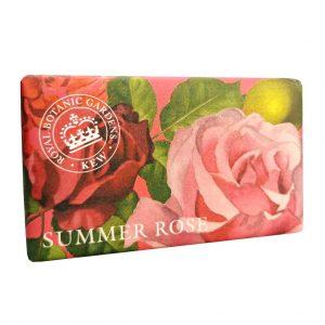 Summer Rose Kew Garden Soap