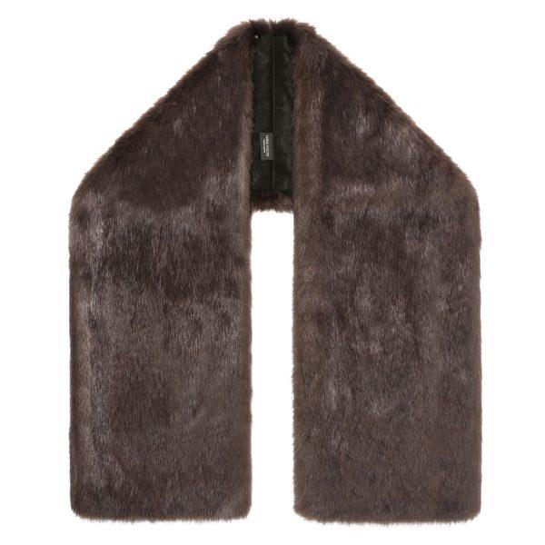 Treacle   Faux Fur Stole