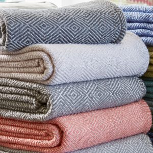 Recycled Blankets & Throws